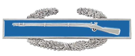 Combat Infantry Badge